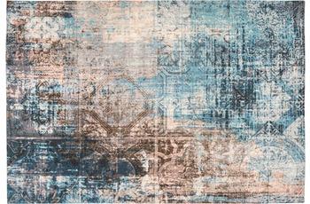 Arte Espina Teppich Indiana 300 Blau /  Braun