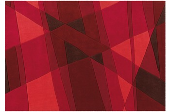 Arte Espina Teppich Joy 4058 Rot 140 x 200 cm
