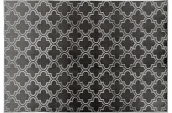 Arte Espina Teppich Monroe 100 Anthrazit 80 x 300 cm