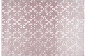 Arte Espina Teppich Monroe 100 Rosa 160 x 230 cm