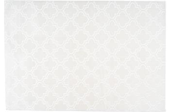 Arte Espina Teppich Monroe 100 Weiß 120 x 170 cm