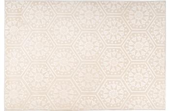 Arte Espina Teppich Monroe 200 Creme 80 x 300 cm