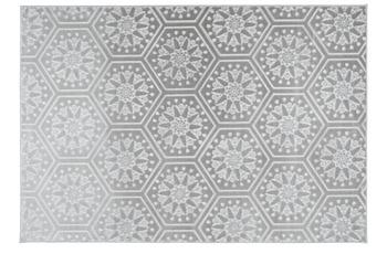 Arte Espina Teppich Monroe 200 Grau /  Blau 120 x 170 cm