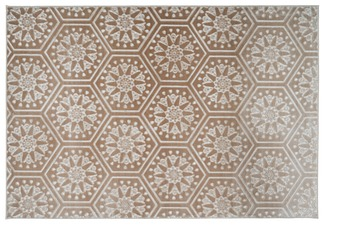 Arte Espina Teppich Monroe 200 Taupe 80 x 300 cm