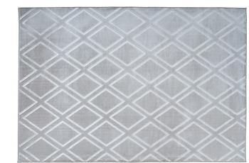 Arte Espina Teppich Monroe 300 Grau /  Blau 120 x 170 cm
