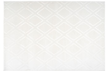 Arte Espina Teppich Monroe 300 Weiß