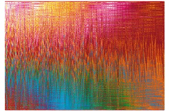 Arte Espina Teppich Move 4453 Orange 200 x 290 cm