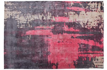 Arte Espina Teppich Ocean 100 Rot 130 x 190 cm
