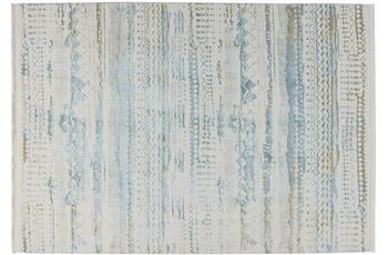 Arte Espina Teppich Queen 200 Hellblau 160 x 230 cm