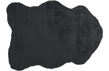 Arte Espina Teppich Rabbit Sheepskin 200 schwarz 60 x 90 cm
