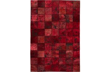 Arte Espina Teppich Voila 100 Rot 200 x 290 cm