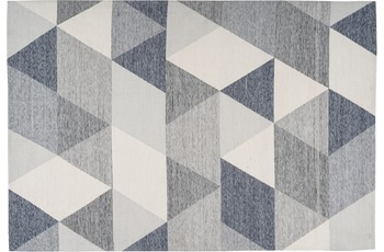 Arte Espina Teppich Yoga 400 Grau /  Creme 120 x 170 cm