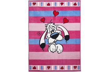 Asterix Teppich Printus, 053, pink