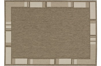 Astra Andria D.171 C.084 Bordüre taupe/ champagn 170 x 120 cm