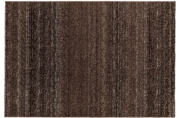 Astra Carpi Des.150 Farbe 64 dunkelbraun 80x150cm