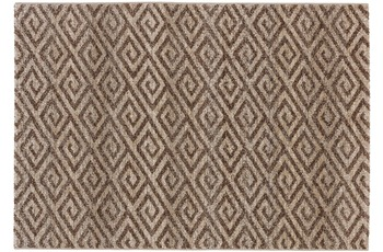 Astra Teppich Carpi Design152 Farbe 6 Raute beige 160 cm x 230 cm
