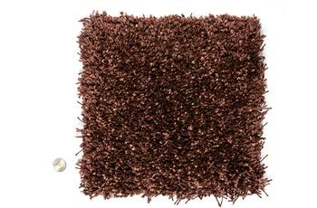 Astra Hochflor-Teppich Como braun