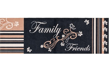 Astra Fussmatte Cardea Family beige 50x150