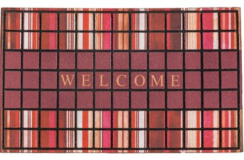 Astra Fußmatte Eco Fashion Welcome bunt 45x75