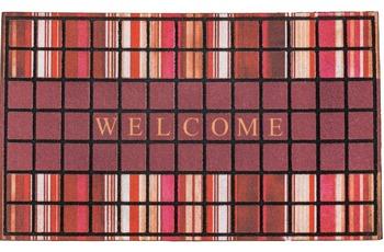 Astra Fußmatte Eco Fashion Welcome bunt 45x75