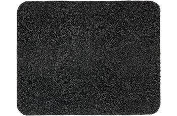 Astra Fussmatte Entra Saugstark schwarz 75x130