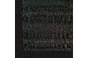 Astra Sisalteppich Manaus 300 x 400 cm ohne ASTRAcare (Fleckenschutz) schwarz Farbe 44
