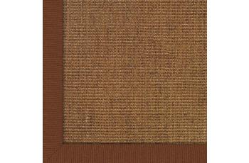 Astra Sisalteppich Manaus 300 x 400 cm ohne ASTRAcare (Fleckenschutz) braun Farbe 65