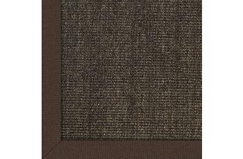 Astra Manaus mit ASTRAcare (Fleckenschutz) 200 x 200 cm kaffee Farbe 61