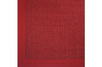 Astra Sisalteppich Manaus mit ASTRAcare (Fleckenschutz) 140 x 200 cm rubin Farbe 11