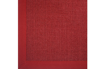 Astra Manaus 150 x 150 cm ohne ASTRAcare (Fleckenschutz) rubin Farbe 11