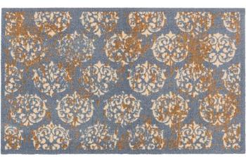 Astra Miabella Design 718, Colour 040 Ornamente grau 50 x 150 cm