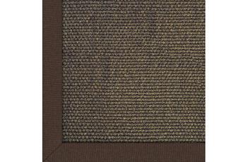 Astra Sisalteppich Panama Rio braun mit Astracare 200 cm x 200 cm
