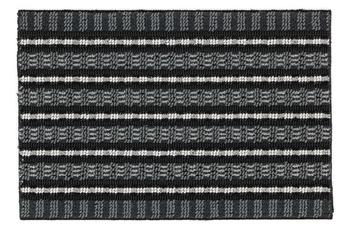 Astra Poly Brush schwarz/ silber 40 x 60 cm
