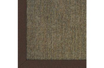 Astra Sisal-Teppich Salvador nuss mit Astracare 200 cm x 200 cm