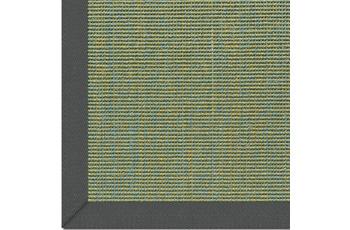 Astra Sisal-Teppich, Salvador, Col. 36 gold/ türkis