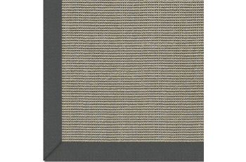 Astra Sisal-Teppich, Salvador, Col. 43 silber/ gold