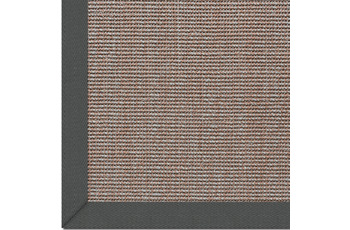 Astra Sisal-Teppich, Salvador, Col. 12 rosenholz, mit Astracare 300 cm rund