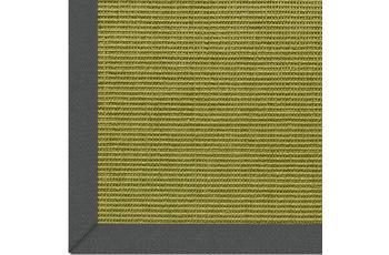 Astra Sisal Teppich, Manaus mit ASTRAcare (Fleckenschutz), Col. 30 grün 140 cm x 200 cm
