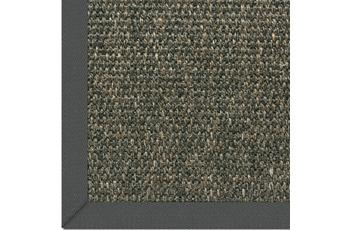 Astra Sisalteppich Lima, Col. 61 schwarz