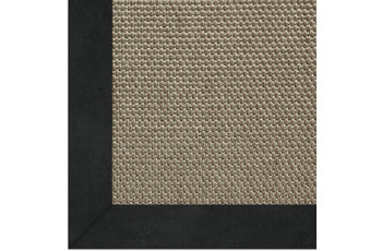 Astra Sisalteppich Santiago 041 graubraun mit ASTRAcare (Fleckenschutz)