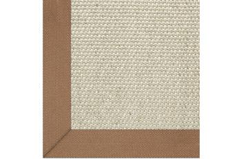 Astra Sisalteppich Santiago 042 silber mit ASTRAcare (Fleckenschutz)