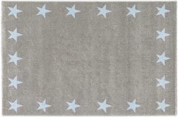 Astra Teppich Bambica Design 171, Farbe 003 Sterne Bordüre