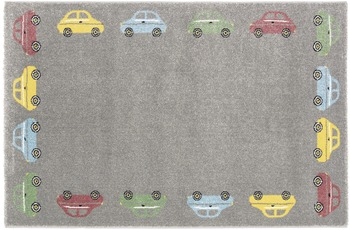 Astra Teppich Bambica Design 171, Farbe 006 Auto Bordüre