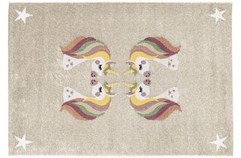 Astra Teppich Bambica Design 171, Farbe 009 Einhorn beige 160 x 230 cm