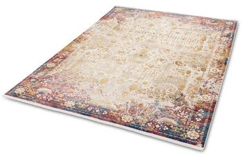 Astra Teppich Daniela D.205 C.010 Bordüre rot