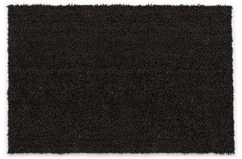 Astra Türmatte Kokosvelours PVC 16 mm C. 044 schwarz