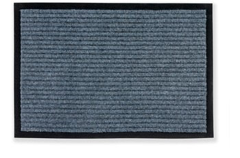 Astra Türmatte Stripes C. 040 grau 80x120 cm
