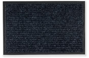 Astra Türmatte Stripes C. 044 schwarz