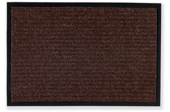 Astra Türmatte Stripes C. 060 braun 80x120 cm