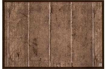 Barbara Becker Fußmatte Beachwood, sandy brown 50x70 cm